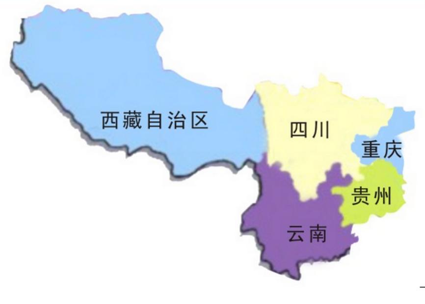 西南地区西藏自治区四川重庆云南贵州各省雷达币注册
